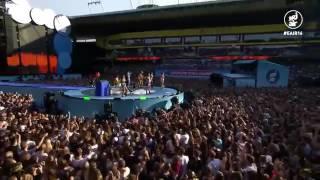 RedOne - Don't You Need Somebody LIVE & lyrics