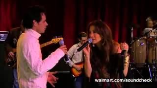 Jennifer Lopez  Por Arriesgarnos feat  Marc Anthony Live from Walmart Soundcheck