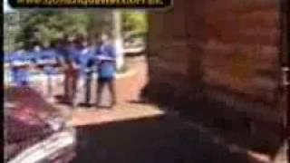Gonzaguinha - Jornal Hoje sobre o Acidente