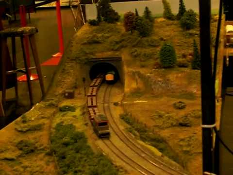 T57-V02-Carron Grove N-Gauge Layout