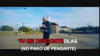Chino y Nacho - Andas en mi cabeza (Karaoke intro)