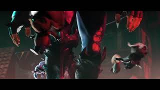 League of Legends - Pentakill Mortal Reminder (speed up)