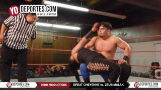 Great Cheyenne vs. Zeus Malaki Buho Productions