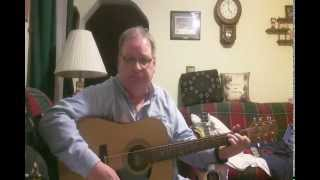 """""""That's All Over"""" by Johnny Cash (Cover)"""