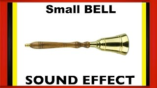 Small Bell Sound Effect | Bell Sfx | HD