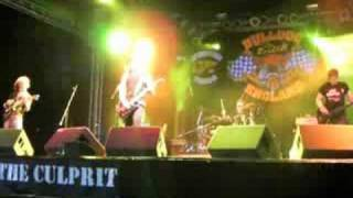 The Culprit - Curveball live at the Bulldog Bash mainstage 2