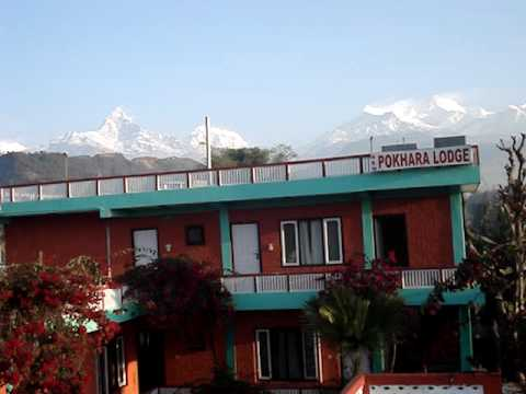 New Pokhara Lodge Lakeside Pokhara Nepal