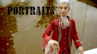 Ask Mozart - Portraits