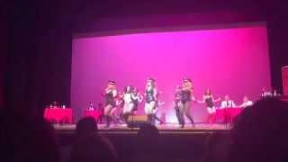 "GUVAS Presenta: BURLESQUE, Carmen Rios, Vicky Cabrera, Rubi La Pantera, ""Candy Girls"""