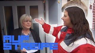 Wohltätigkeit auf dem Prüfstand: Wo ist ihr Arbeitskollege?   Auf Streife   SAT.1 TV