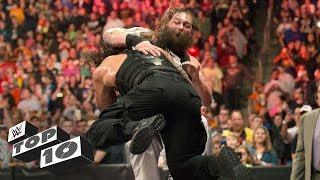 Extreme Spears: WWE Top 10
