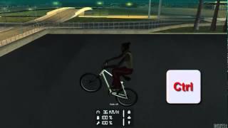 GTA SA/MTA SA: Tutorial,How to do the Super Jump with any bike.by KariM