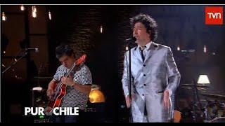 """Manuel García y Ángel Parra en Puro Chile TVN - Cover """"Tanto Adiós"""" (Angeles Negros)"""