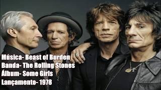 The Rolling Stones - Beast of Burden [Legendado BR]
