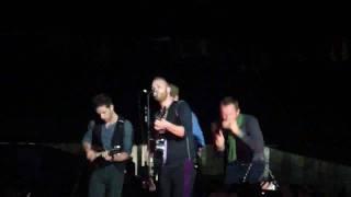 Coldplay  Parabens a Voce  Live (VIVO) São Paulo (SP) Brasil Show 02 MAR