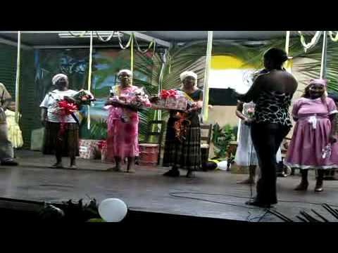 Missis garifuna 2008 contest special awards, Festival Garifuna, Nicaragua