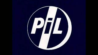 PUBLIC IMAGE LTD  blue water 1983