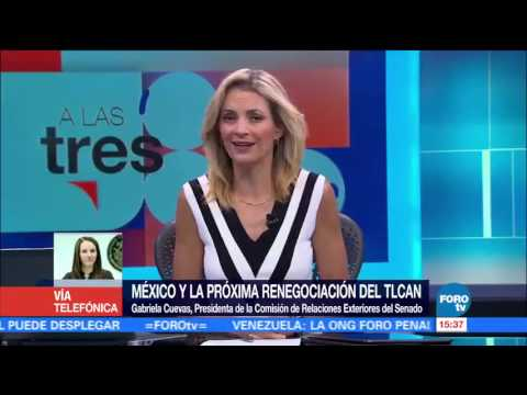 REUNIÓN CON SECRETARIO DE ECONOMÍA SOBRE RENEGOCIACIÓN DE TLCAN