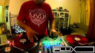 DJ FLUX DMC ONLINE 2016