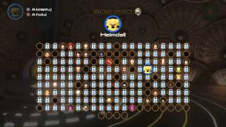 Lego Star Wars 2016 | LEGO Marvels Avengers PS4 Na 100 Odc8 Asgard 12  Part 1