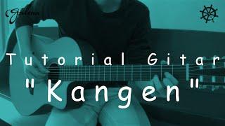 Belajar Gitar (Kangen - Dewa 19) width=