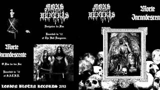 Morte Incandescente/Mons Veneris - Excerpts - Legion Blotan (2013)