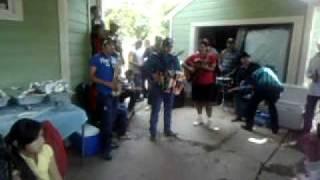 Conjunto Amanecer - Calles de Chih. live en mi casa(: