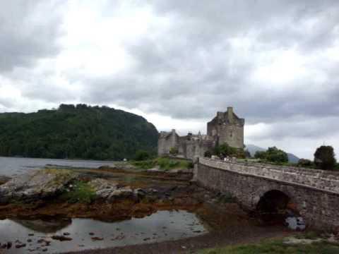 UK 2010 Trip – Eilean Donan Castle Again