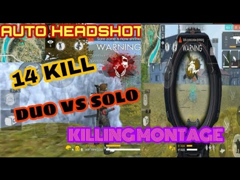 Download Thumbnail For Ranked Solo Vs Duo Auto Headshot Free