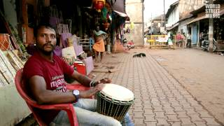 Indian Djembe Drum Solo (HD)