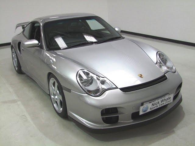 For sale - Porsche 911 ( 996 ) GT2