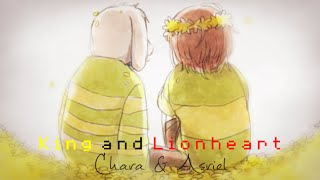 Chara & Asriel - King and Lionheart (Undertale GMV)
