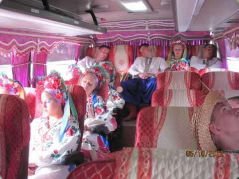 UKRAINE 2012 WORLD FOLKLORIADA ANSEONG