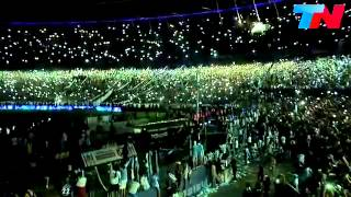 Racing campeón Gustavo Cerati De Musica ligera (Soda Stereo) Homenaje