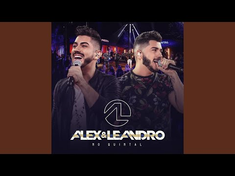 Pode Chorar Arrasta To Passando Mal de Alex E Leandro Letra y Video