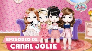 Jolie Clube | Canal Jolie | Episódio Completo 01