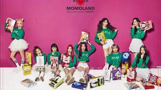 MOMOLAND - BBOOM BBOOM (AUDIO)(MP3)