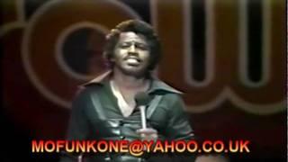 JAMES BROWN - WOMAN.LIVE TV PERFORMANCE 1975