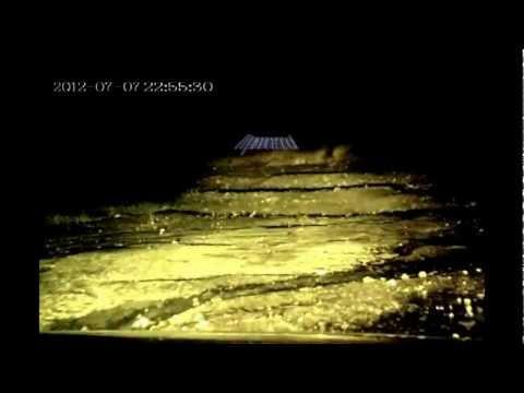 Через перевал Кок-Асан-Богаз за 12 мин. Ночью…