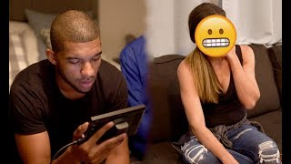 Will His Girlfriend Leave Him For A Sugar Daddy?! (Gold Digger Test)