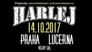 HARLEJ - pozvánka do Lucerny 14.10.2017