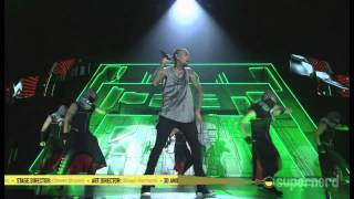 "KENTO MORI(ケントモリ)Carpe Diem Tour2012  [Chris Brown""Bassline""]"