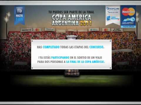 Pacificard – Copa America