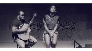 """Sevyn Streeter - """"Love in Competition"""" Acoustic Performance"""