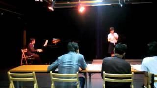 Spring Song Mendelssohn-Bartholdy. Clarinet