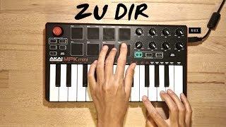 Zu Dir - LEA | Cover (Akai Mpk Mini Mk2)