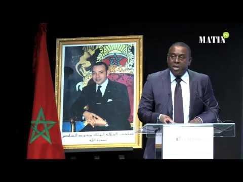 Cheikh Tidiane Gadio, président de l'Institut panafricain de stratégies, envoyé spécial de l'OCI en Afrique