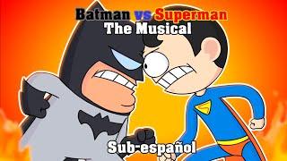 Batman vs Superman The musical [Sub-español]