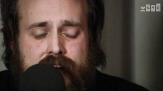 "Iron & Wine ""Tree By The River"" Live on Soundcheck"