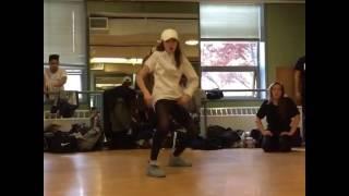 """Taylor Hatala """"ride"""" Ciara ,Alexander Chung choreography"""